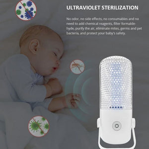 Ultraviolet Sterilization Light For Your Family - UV Lamps