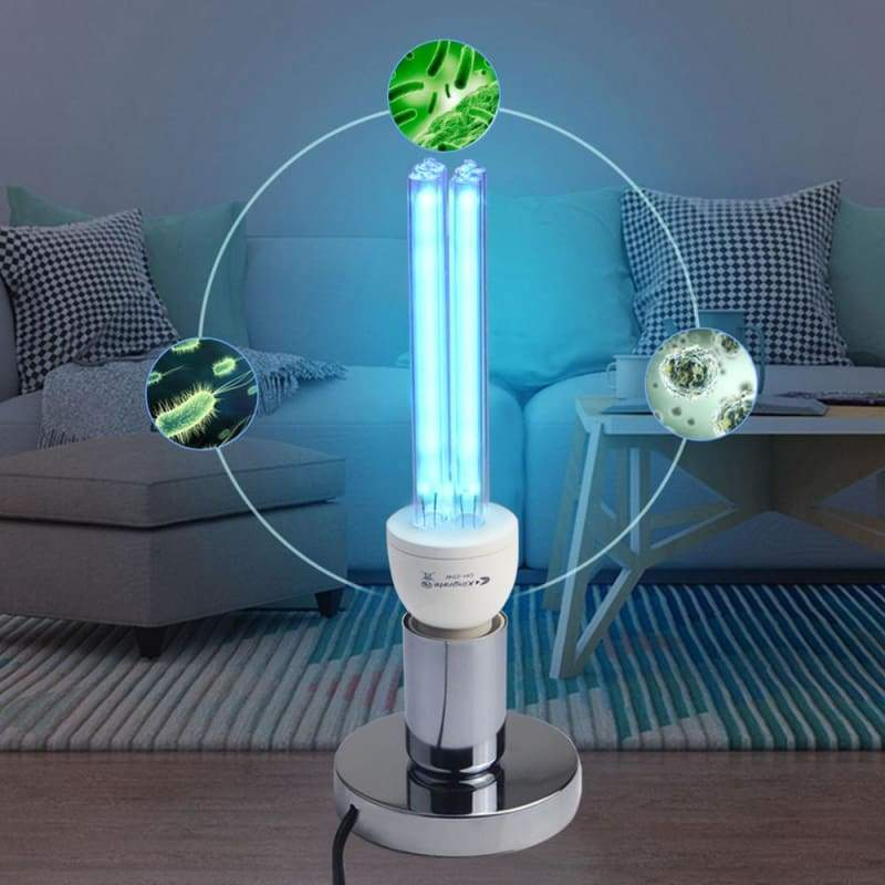Ultraviolet Sterilizer Home Lamp Just For You - 15w 220v / UVC With Ozone - UV Lamps