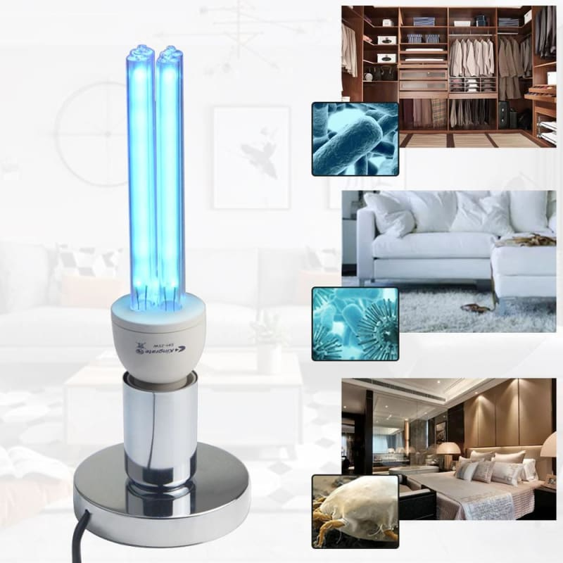 Ultraviolet Sterilizer Home Lamp Just For You - 25w 110v / UVC Without Ozone - UV Lamps