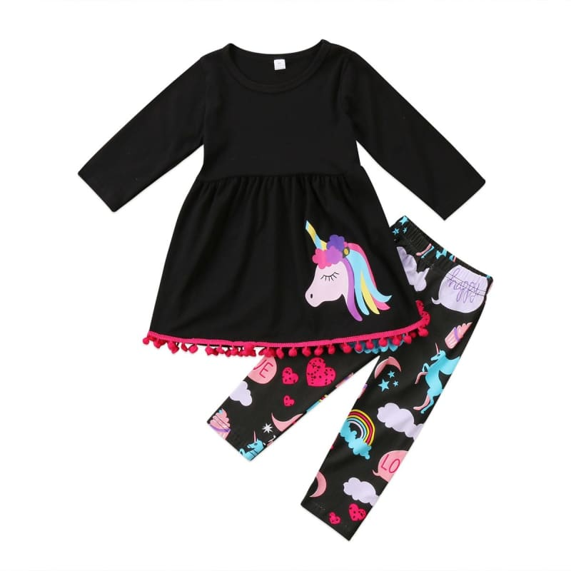 Unicorn Set For Girls - Clothing Sets