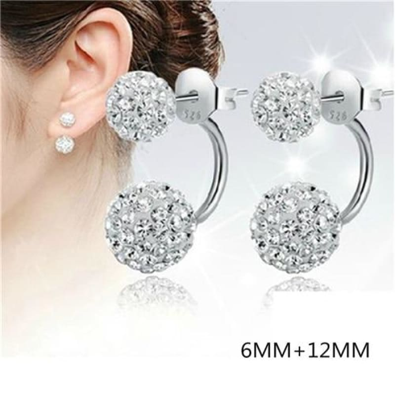 Vintage Stud Earrings - Style13 - Stud Earrings