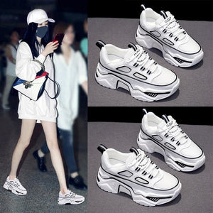 Women Sneakers White Black Designer Shoes - Sneakers shoes