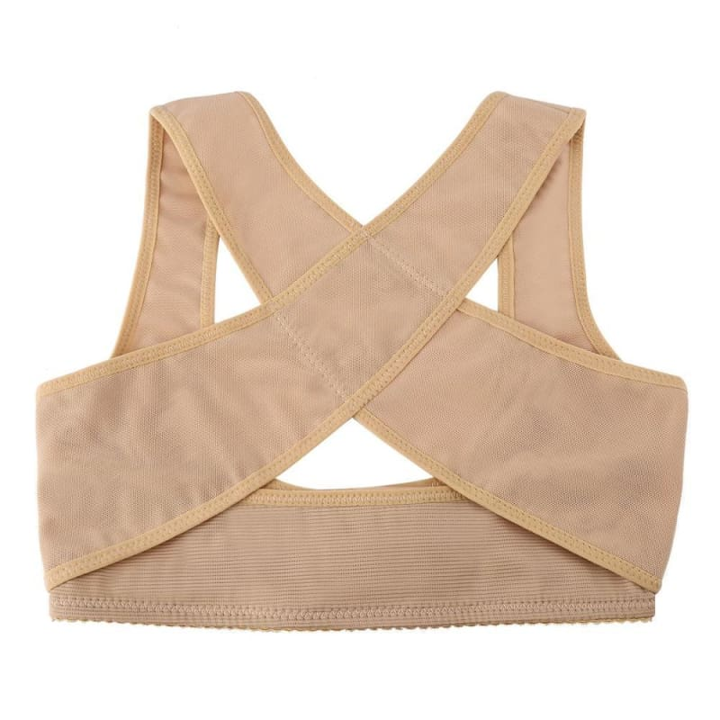 Womens back support belt - skin color / S - Braces & Supports
