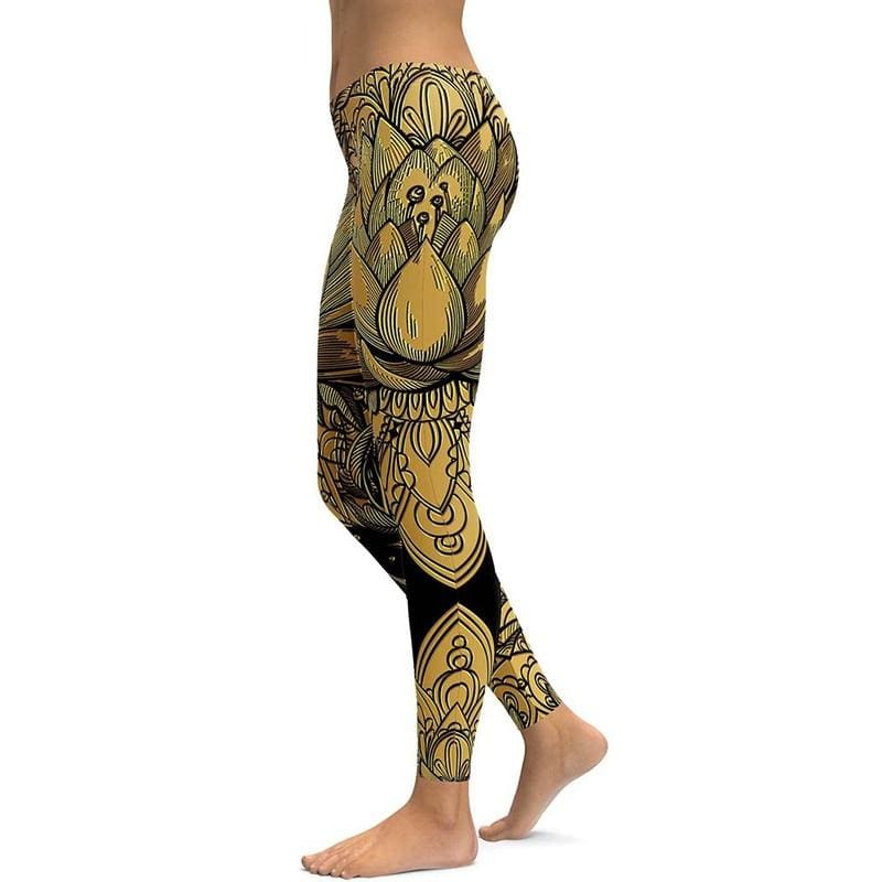 Yoga Pants For Women - 5002T18 / S - Leggings