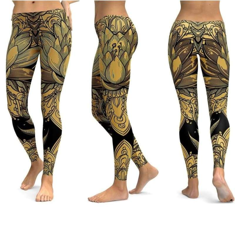 Yoga Pants For Women - Leggings