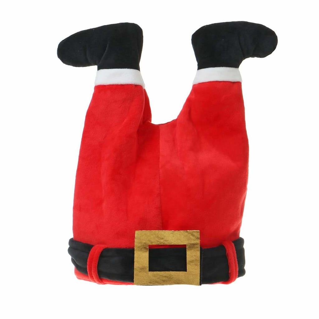 Christmas Santa Claus Hat Electric Moving Pants Just For You