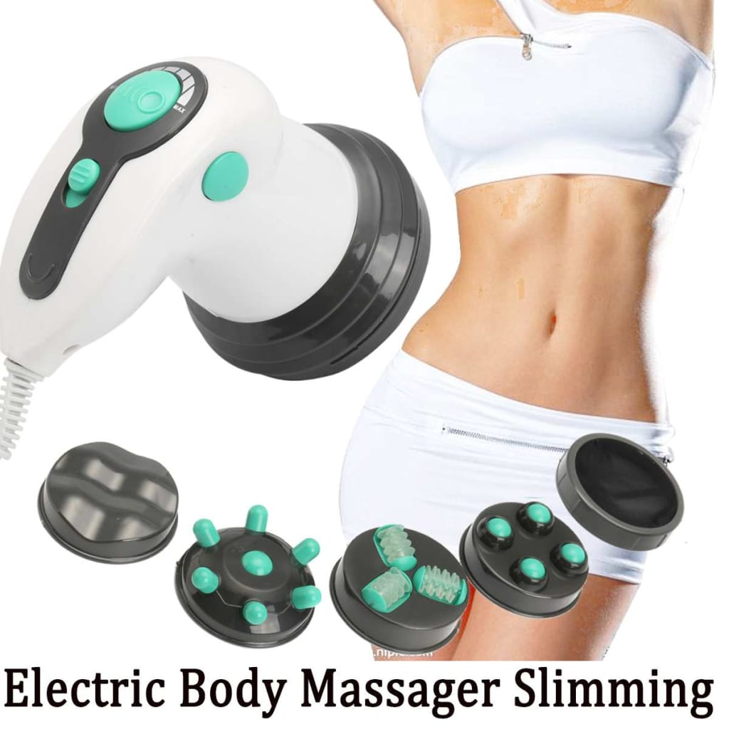 Body Massager 3D Electric Full Slimming Just For You