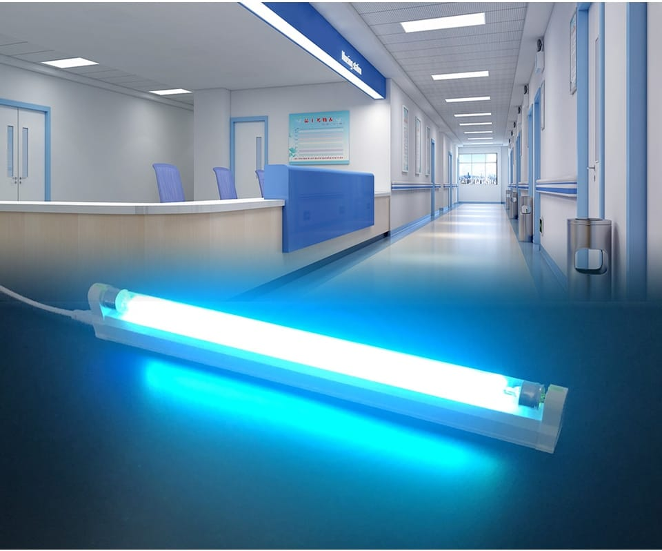 Ultraviolet Lamp Disinfection Sterilizer Tube