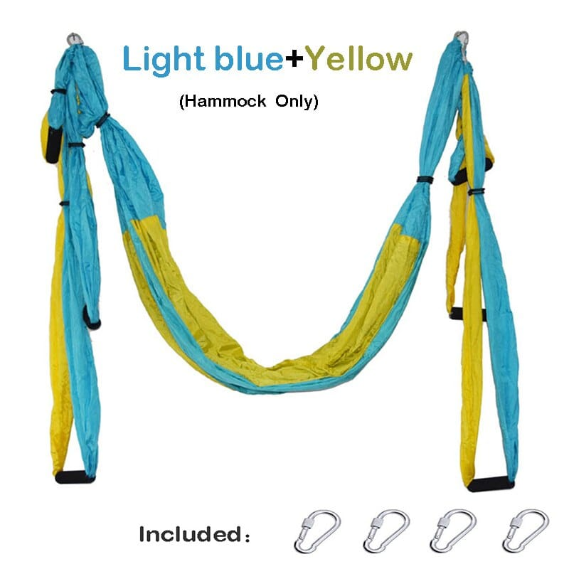 Yoga Hammock Anti-gravity Swing Parachute