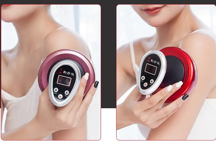 Body Massager Slimming Electric Cupping Stimulate