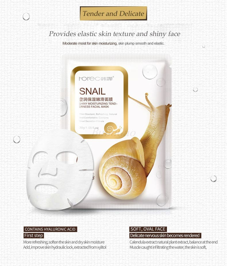 Essence Facial Mask Just For You