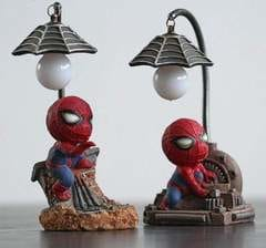 Spider Man Lamp for kids