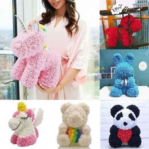 Teddy Bears Are Cute and Cuddly Toys...