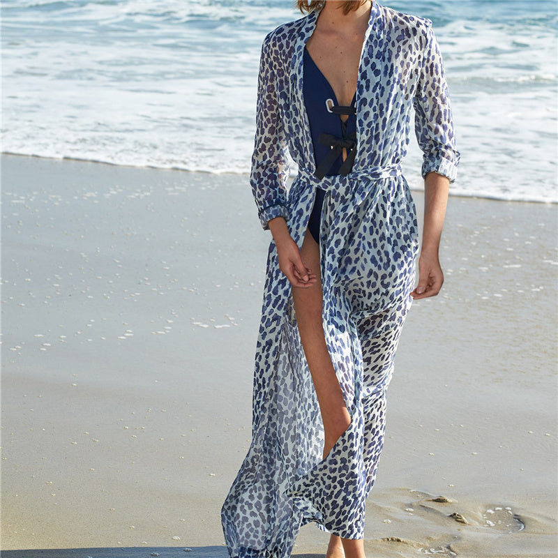 Robe de plage - beach Cape