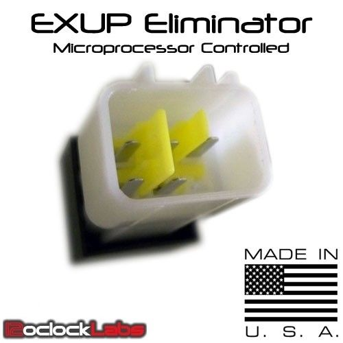 Kawasaki Servo Buddy Type Exhaust EXUP Eliminator
