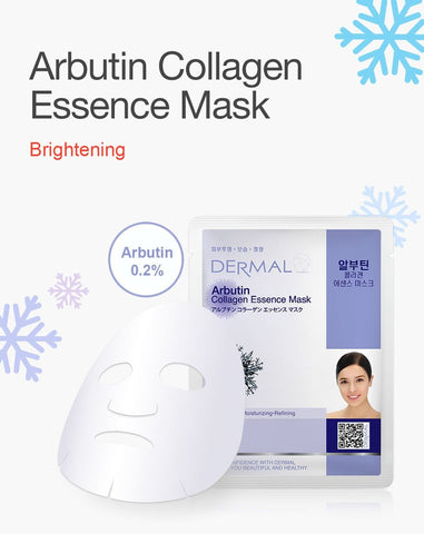 DERMAL COLLAGEN ESSENCE MASK PACK  - Arbutin - Dermal Australia