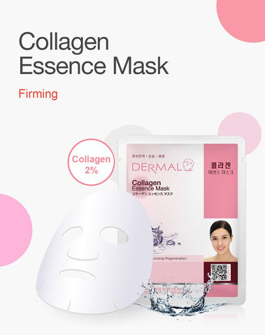 DERMAL COLLAGEN ESSENCE MASK PACK  - Collagen - Dermal Australia