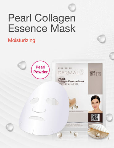 DERMAL COLLAGEN ESSENCE MASK PACK  - Pearl - Dermal Australia
