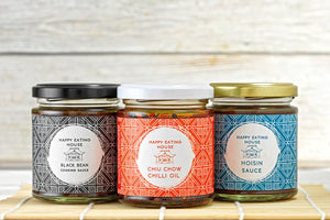 Oriental cooking sauces