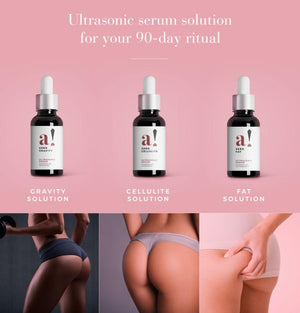 Assome! Starter Kit: Remove Cellulite At Home Like A Professional