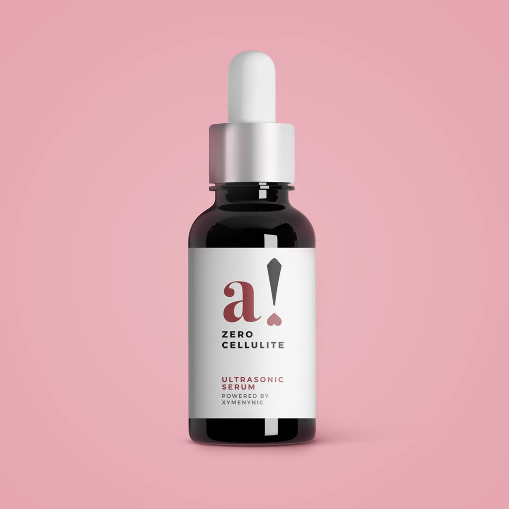 Assome! Zero Cellulite. Ultrasonic Serum. 15 Ml. One Week Therapy