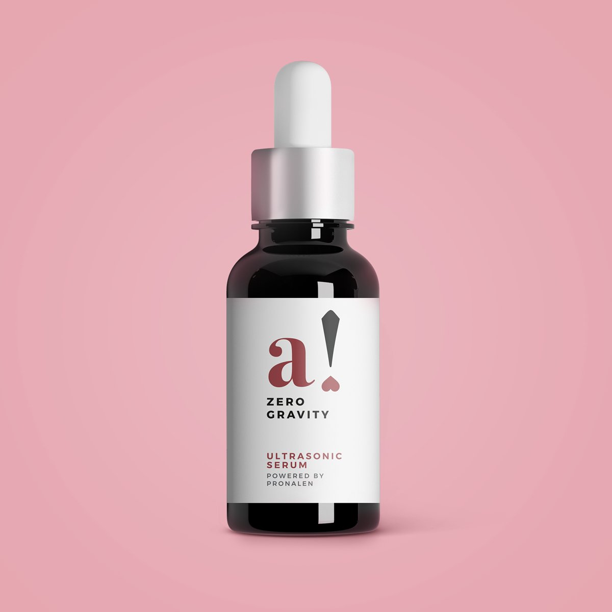 Assome! Zero Gravity. Ultrasonic Serum, 15 Ml. One Week Therapy