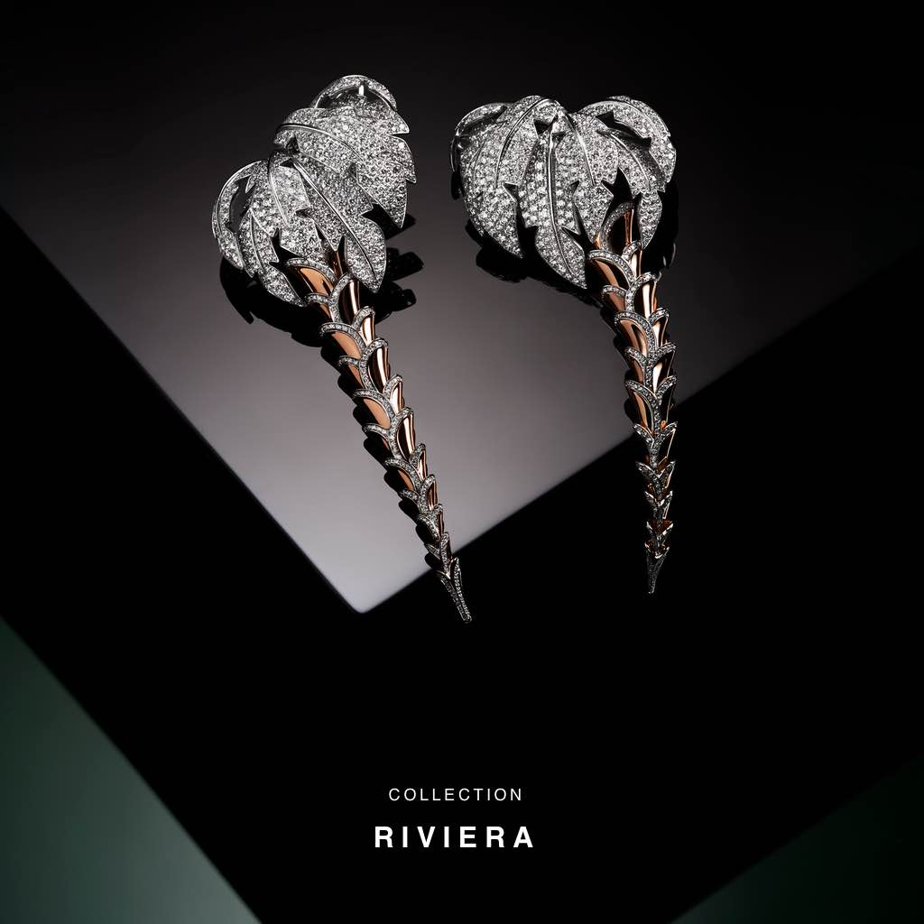 RIVIERA PALM Earrings