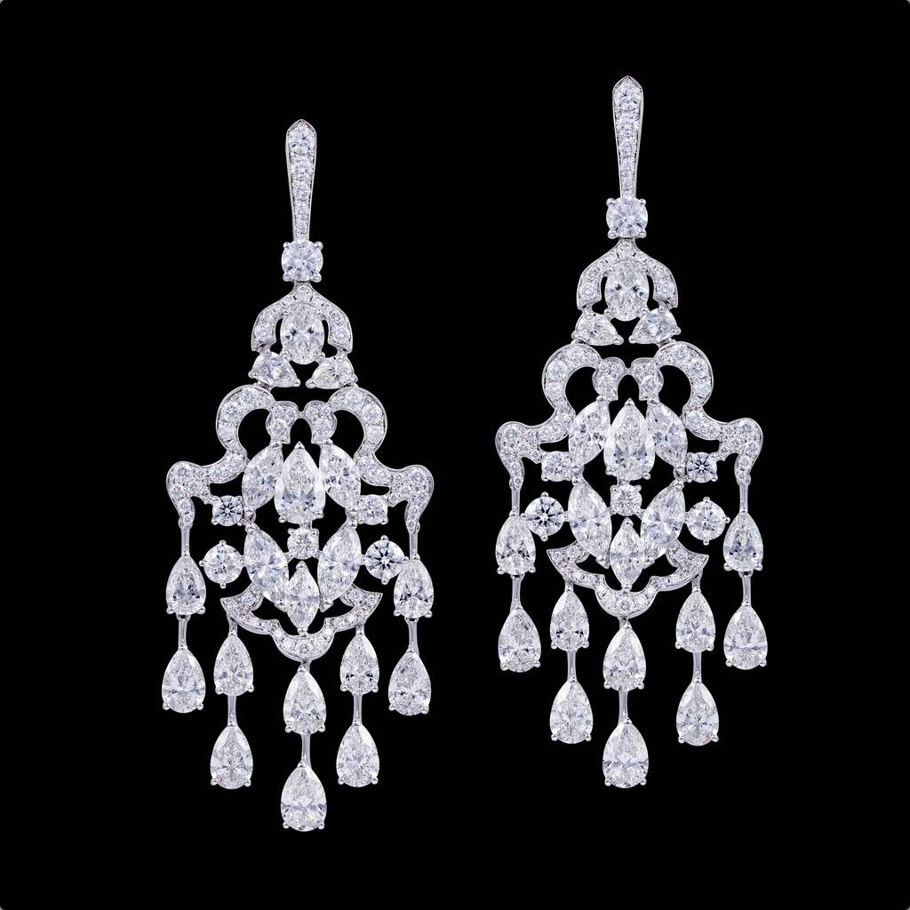CLASSIC DIAMOND EARRINGS