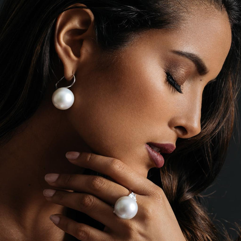 CLASSIC WHITE SOUTH SEA PEARLS