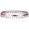 ORLOV SIMPLICITY choker set with diamonds