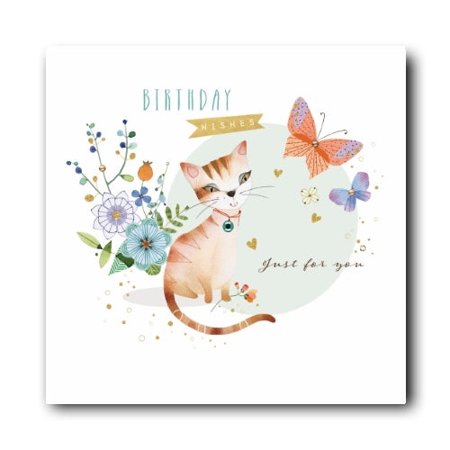 Noel Tatt - Exquisite Birthday Cards For Her