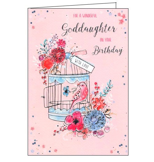 Birthday cards for Godparents and Godchildren