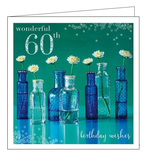 60th and 65th Birthday cards