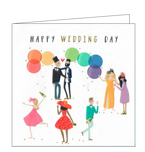 Wedding cards - wedding congratulations cards, vow renewal cards, on our wedding day cards