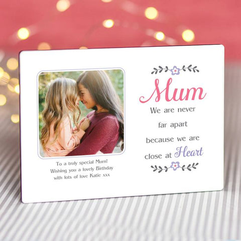 Creation Express personalised photo frame
