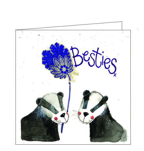 Besties - Alex Clark cards