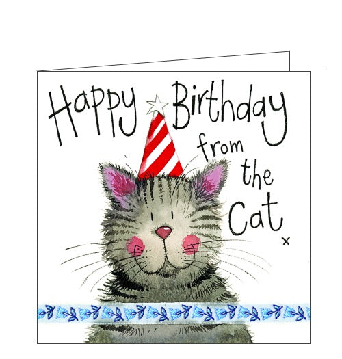 Alex Clark Little Sparkles Happy Birthday from the cat Nickery Nook