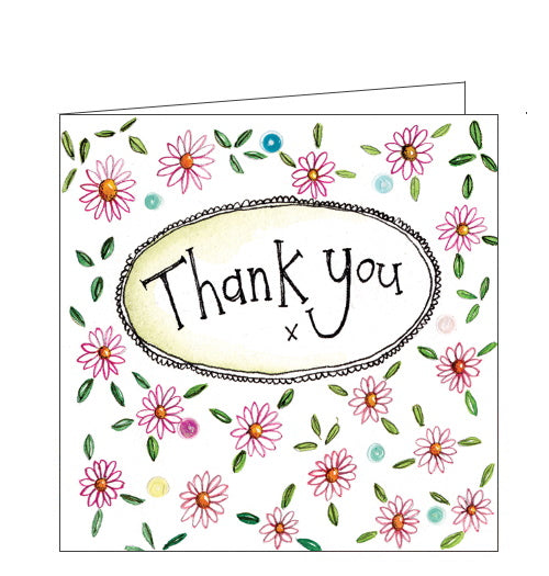Alex Clark Little Sparkles thank you card Nickery Nook