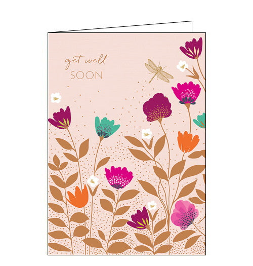 Art File sara miller get well soon card