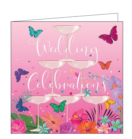 Belly Button bellybutton wedding card Nickery Nook