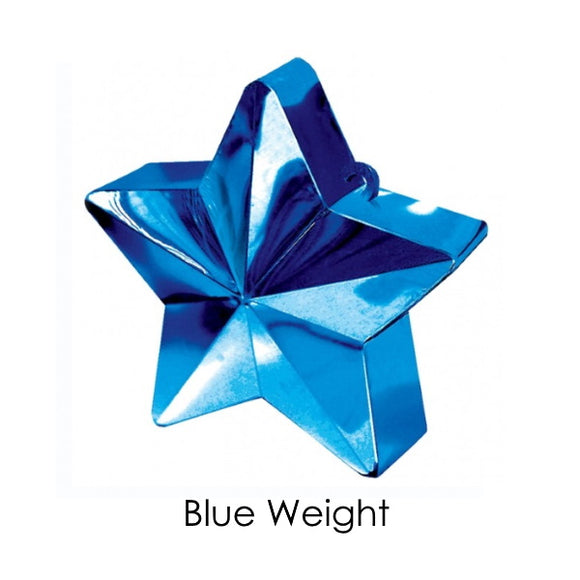 Star Balloon Weight