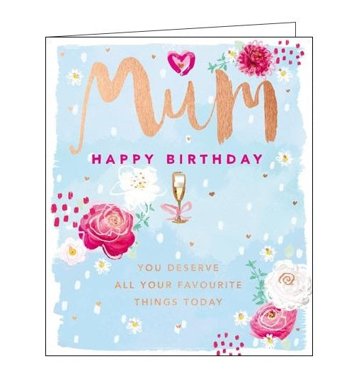 Card Mix Sass and Fras mum birthday card Nickery Nook
