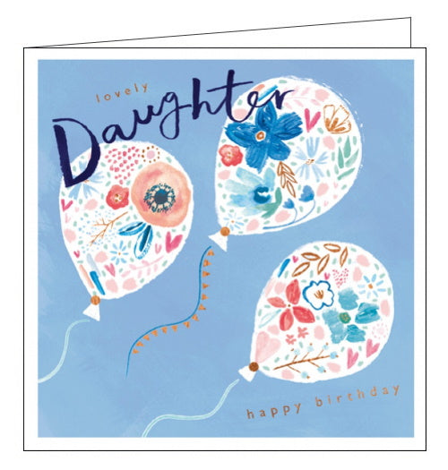 Cardmix lovely daughter birthday card