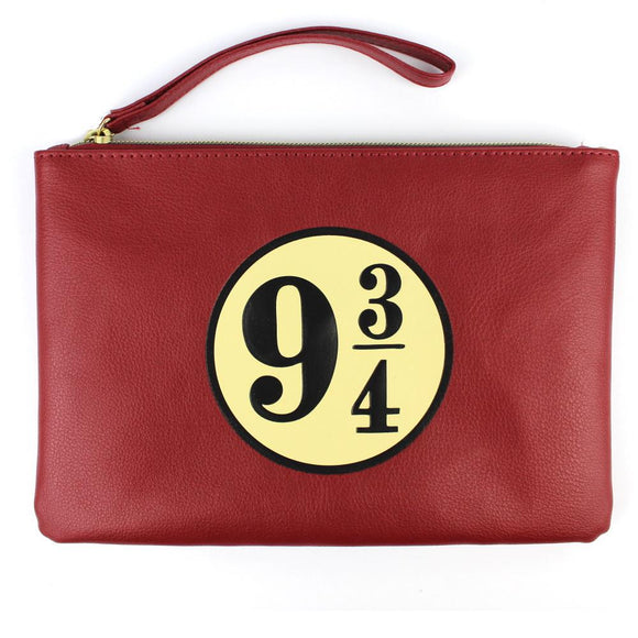 Half Moon Bay Harry Potter Platform 9 3-4 clutch handbag
