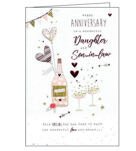ICG daughter and son-in-law anniversary card 1