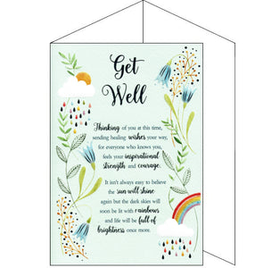 ICG eternal get well card