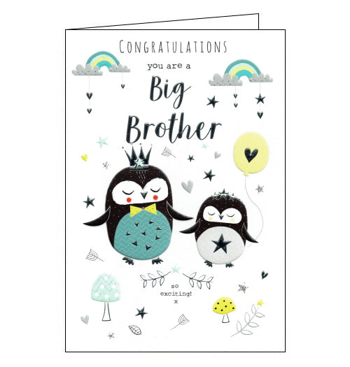 ICG you're a big brother card