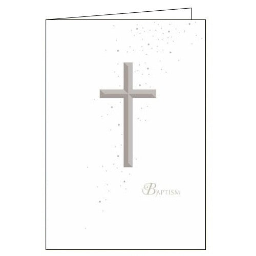 Joyful Day - Claire Hocking - Baptism card Nickery Nook
