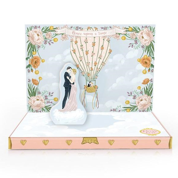 Love's Great Adventure - Music Box card