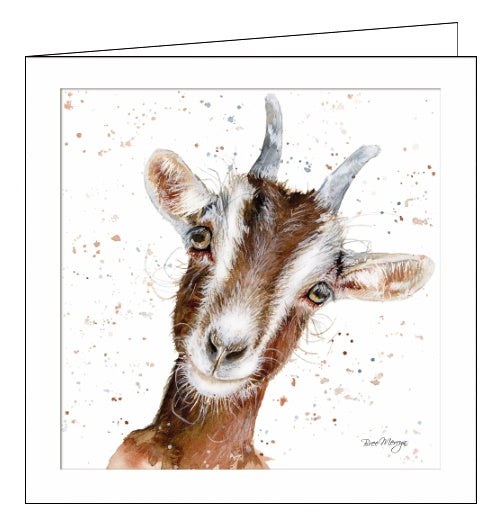 Noel Tatt Bree Merryn cards gideon the goat card